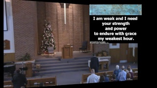 South Grandville CRC Worship Service 1/7/2018
