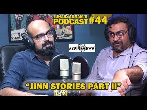Jinn Stories Part 2 With Dr. Solangi | Junaid Akram's Podcast#44