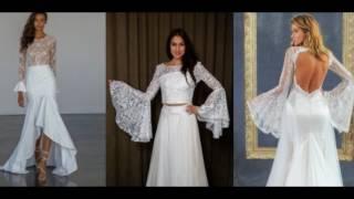 Модные свадебные тренды 2018