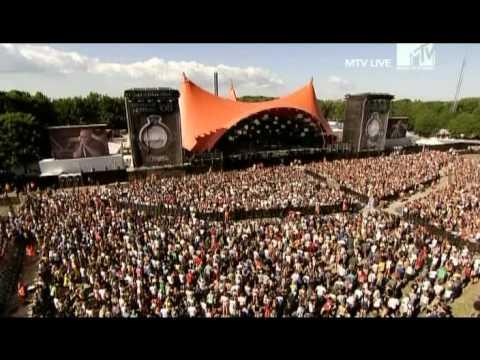 Gnarls Barkley - Run (Live Roskilde 2008)