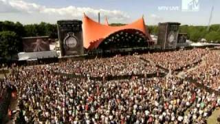 Gnarls Barkley - Run (Live Roskilde 2008)