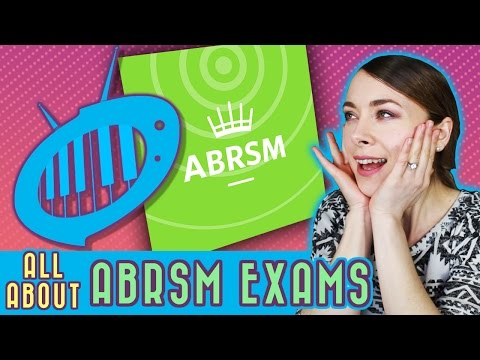 All About ABRSM Exams