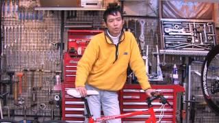 クロスバイクパーフェクトチューン解説編