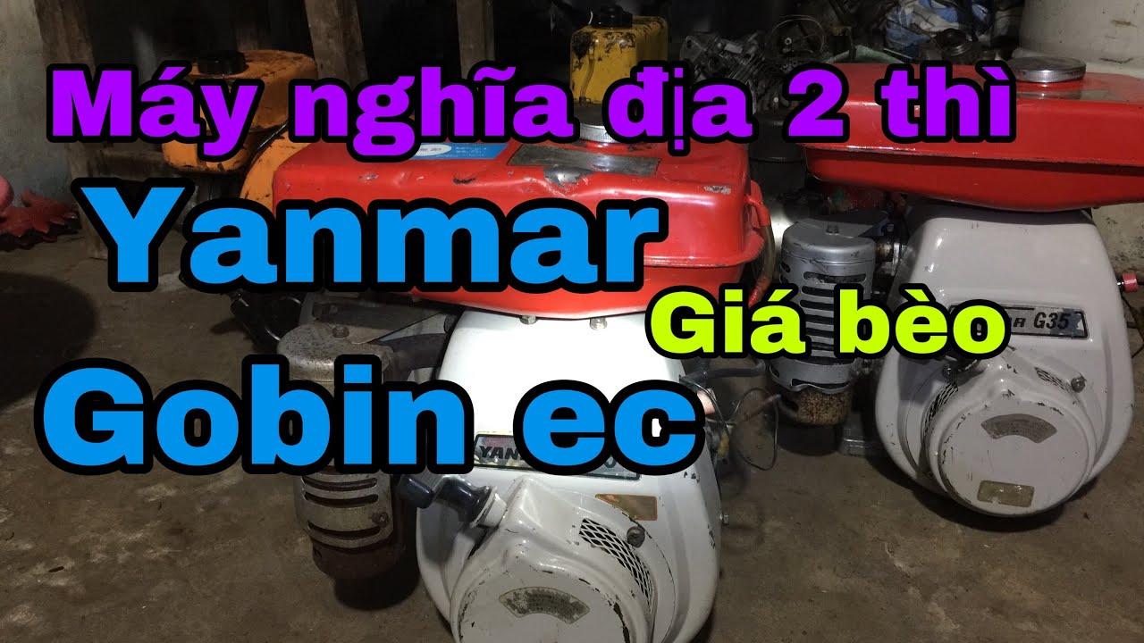Vào con máy 2 thì máy Yanmar giá rẻ cho a e ít lúa nè/0853532782/năng Lê vlogs