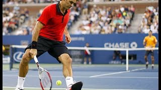 Top10 | Best Tennis Shots of all Time