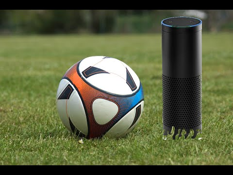 Amazon echo - premier league scores