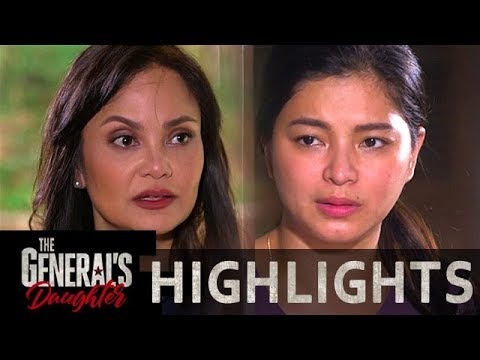 Corazon apologizes to Rhian   The General's Daughter