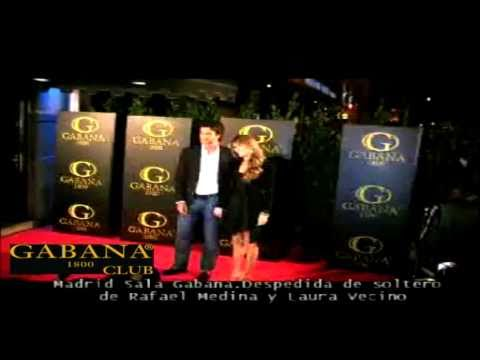 GABANA CLUB - Despedida de solteros Rafa Medina y Laura Vecino