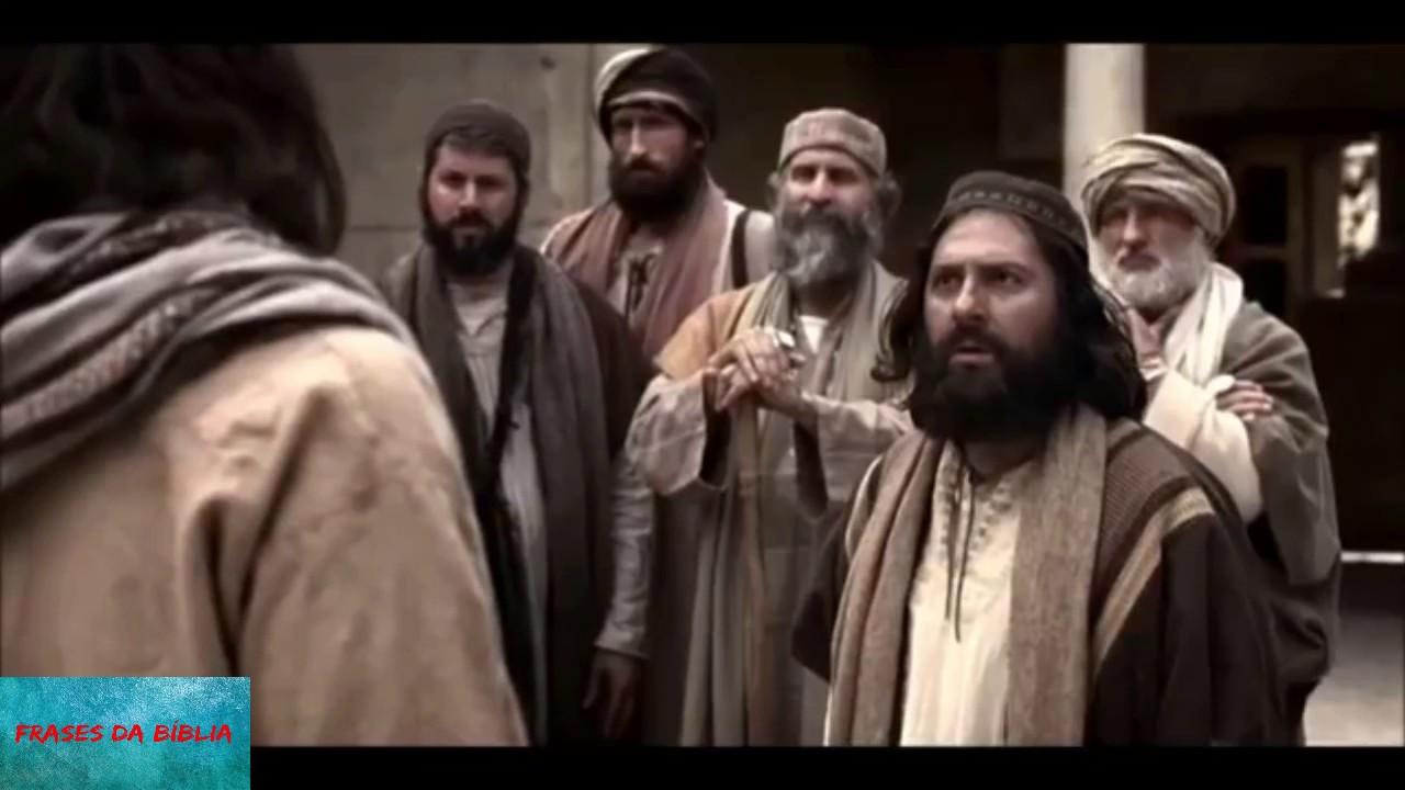 Aquele Que Nao Tiver Pecado Atire A Primeira Pedra Youtube