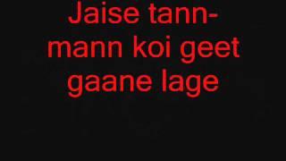 hausla ho buland song with lyrics
