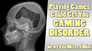 Gaming Disorder IS The Joke of 2018