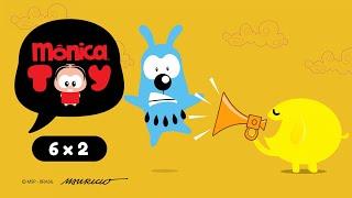 Monica Toy    Stop dogging me! (S06E02)