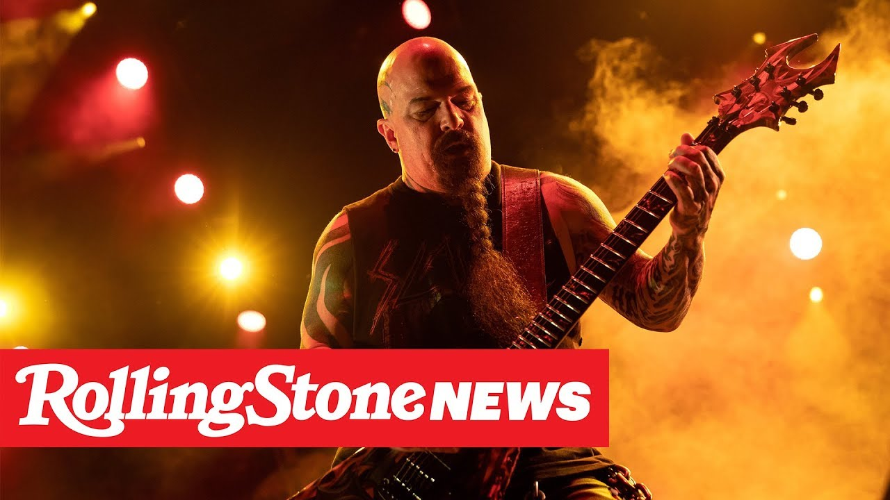 Slayer Removed as NASCAR Racecar Sponsor | RS News 8/19/19