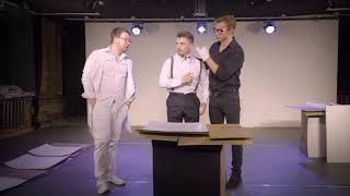 """ART men (трейлер спектакля). ТЕАТР """"КОМПАС"""", г.Москва"""