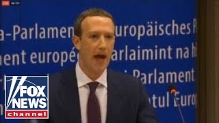 Highlights: Mark Zuckerberg confronted by EU Parliament