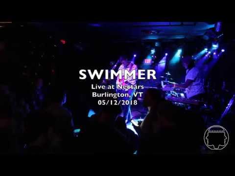 Swimmer: 2018-05-11 - Nectars; Burlington VT