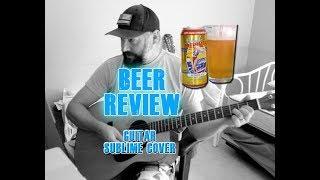 Left Coast Blonde Marvel Beer Review - Sublime What I Got Guitar Cover