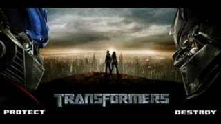 Arrival To Earth (Transformers Sound Track) -High Quality-