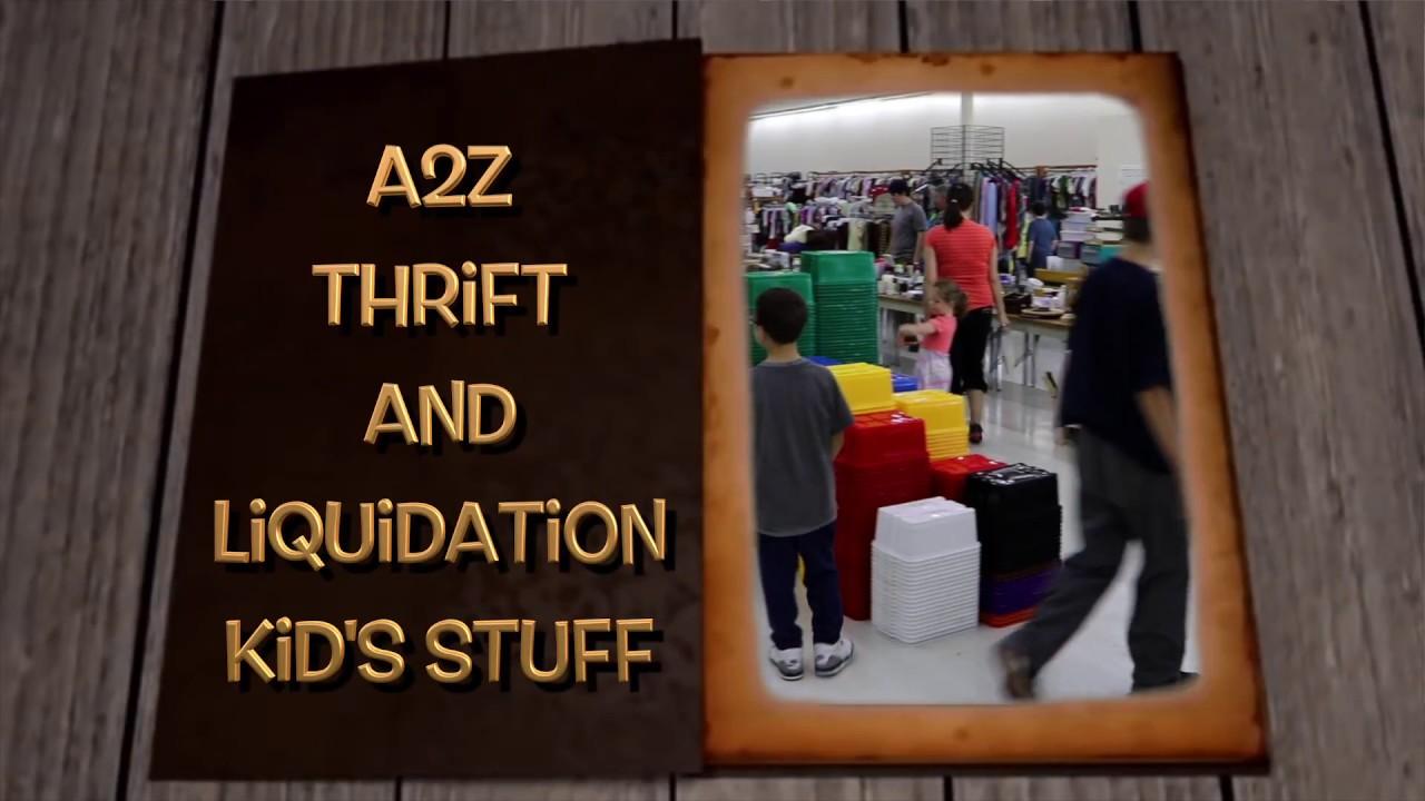 A2Z Liquidators - Craft, School, Homeschool, Teacher Supplies - YouTube