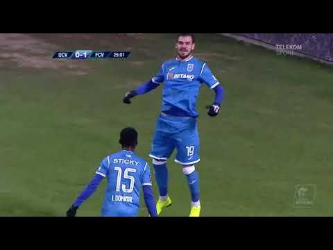 Telekom Sport - Rezumat U Craiova - Voluntari 3-1