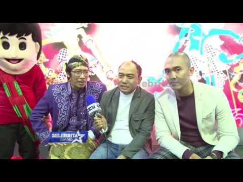 OVJ di Indonesian Broadcasting Expo 2016 | Selebrita Siang