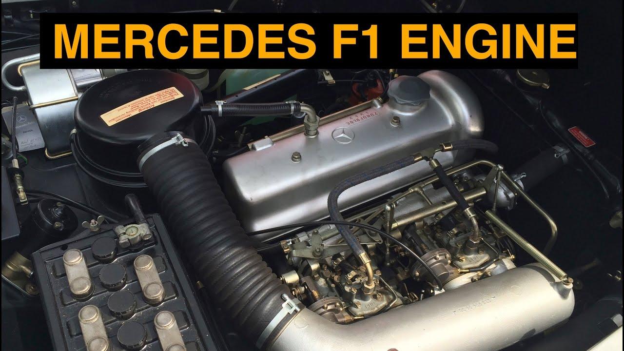 Mercedes F1 Engine How Mercedes Dominated 2014 Youtube