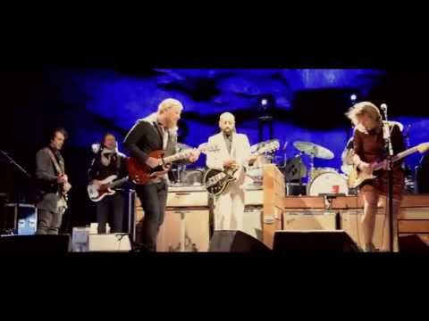 Tedeschi Trucks Band & Friends  Sly Stone Medley   at Red Rocks