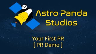 Your First PR [PR Demo]