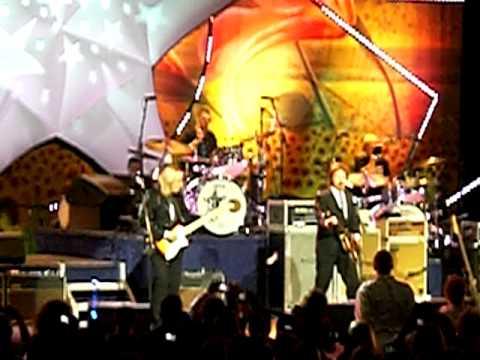 Sir Paul and Ringo Radio City Music Hall 070710 Ri...