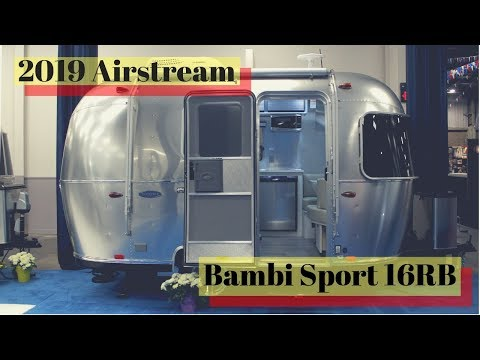 Download 2019 Airstream Sport 16rb Bambi Walk Through Travel