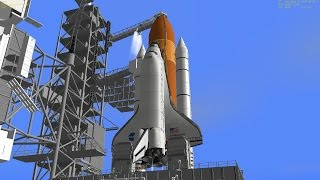 STS-134: Endeavour! The Final Launch of OV-105