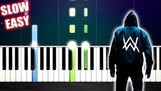 Baixar K-391 & Alan Walker - Ignite - SLOW EASY Piano Tutorial by PlutaX