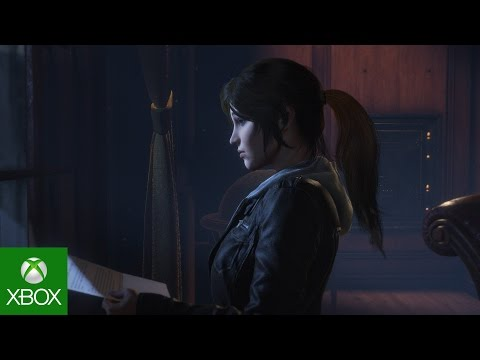 """Rise of the Tomb Raider: 20 Year Celebration """"Blood Ties"""" Trailer"""
