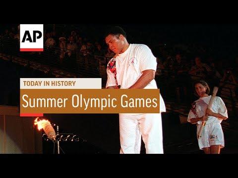 Atlanta Summer Olympics - 1996 | Today In History | 19 July 17