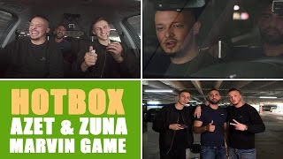 Hotbox mit Azet & Zuna (16BARS.TV)