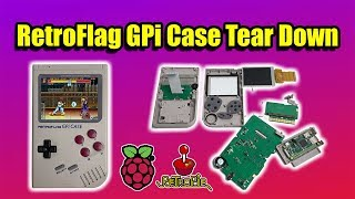 RetroFlag Gpi Case Quick Teardown The Best Raspberry Pi GameBoy? $69.99