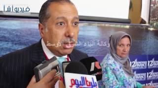 بالفيديو : حسام حسين : مبادرة الرئيس السيسي لدعم الشركات المتوسطة والصغيرة