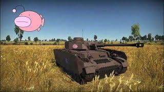 The Anglerfish Team - War Thunder