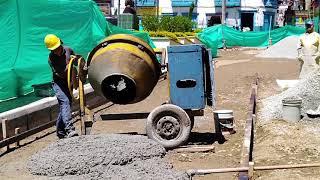 Así avanzan las obras de pavimentación de las vías urbanas de Granada