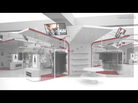 12 Retail concept store - Hong Kong - by OVA Studio