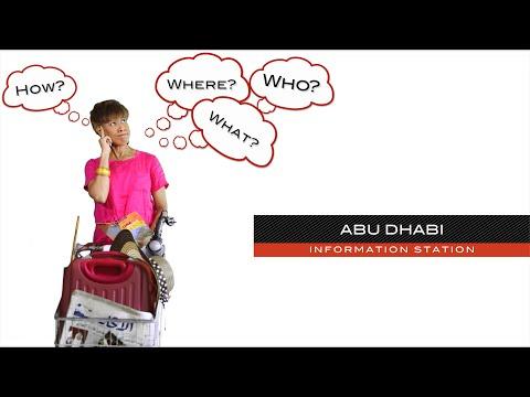 Visit Abu Dhabi - ADIS Ep 1