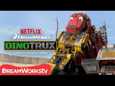 Tar Pit Rescue | DINOTRUX