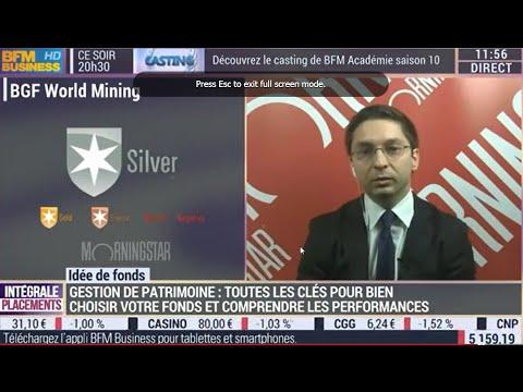 Analyse Du Fonds BGF World Mining Par Mathieu Caquineau.