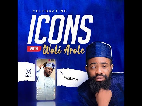 Chat Room With Woli Arole ( Guest : Alhaji Wasiu Alabi Pasuma )