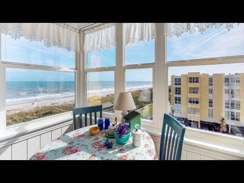 4700 Ocean Beach #525 | Video Tour | Villa Vista | Cocoa Beach, FL | Condo For Sale