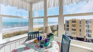 4700 Ocean Beach #525 | Video Tour | Villa Vista | Cape Canaveral, FL | Condo For Sale
