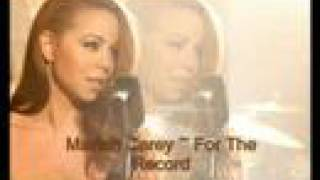 Mariah Carey - For The Record