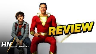 Shazam! Movie Review - Another Major Win for DC