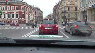Уроки автовождения в Санкт Петербурге.