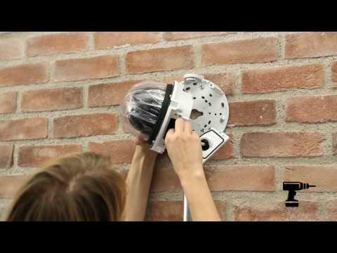 AXIS Q3615-VE/Q3617-VE Network Camera installation tutorial